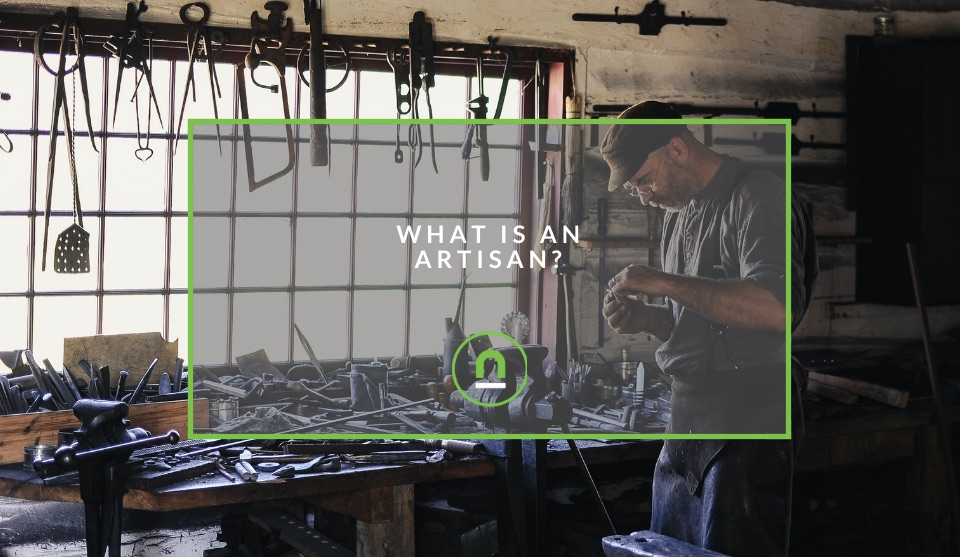 An explanation of an artisan