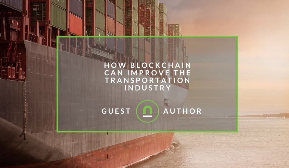 Blockchain upgrades to transport industry