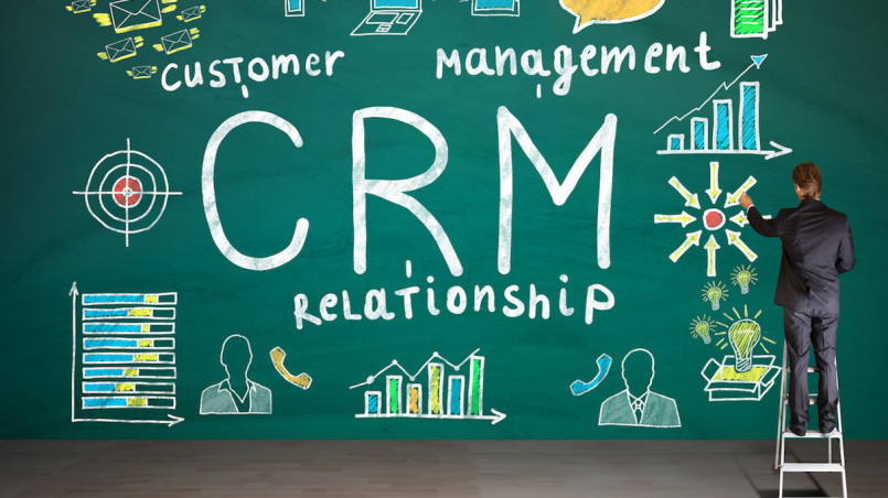 CRM is key to a digital business