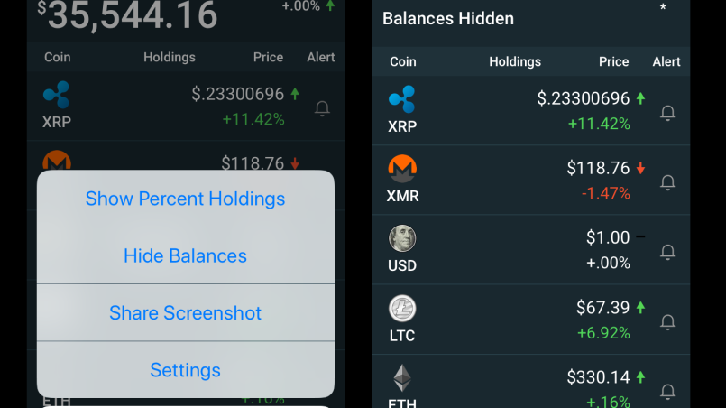 Monitor your cryptocurrency portfolio with these apps