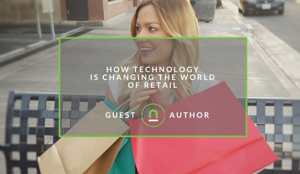 Technology changing how we do retail
