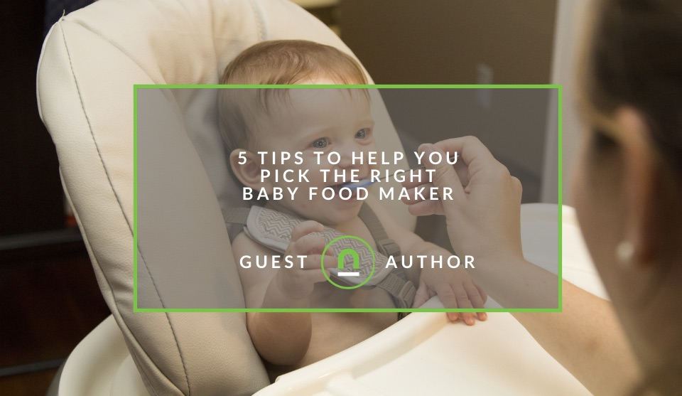 How To Select A Baby Food Maker