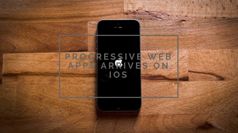 Progressive Web Apps now available on iOS