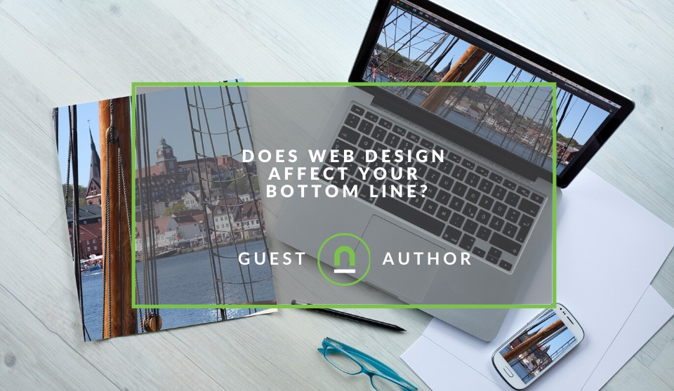 How web design can affect your bottom line