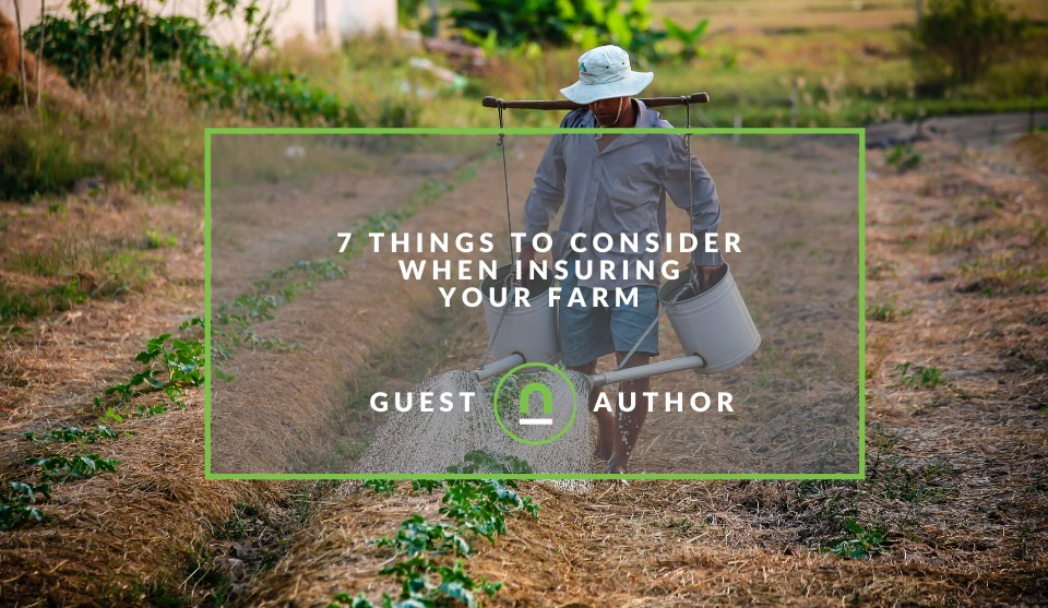 how to decide on insuring your farm