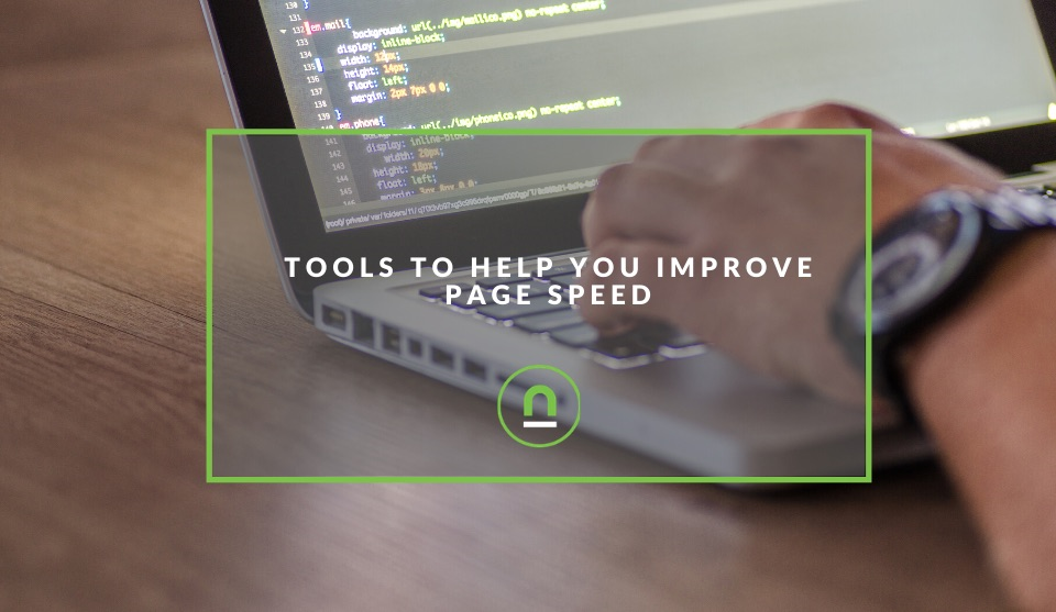 Tools to improve page speed