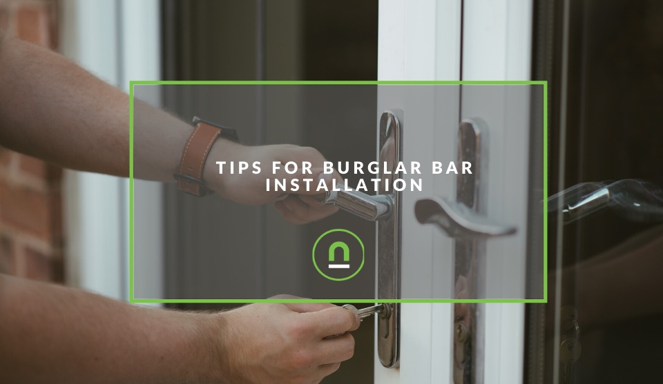 Burglar bar installation tips and tricks