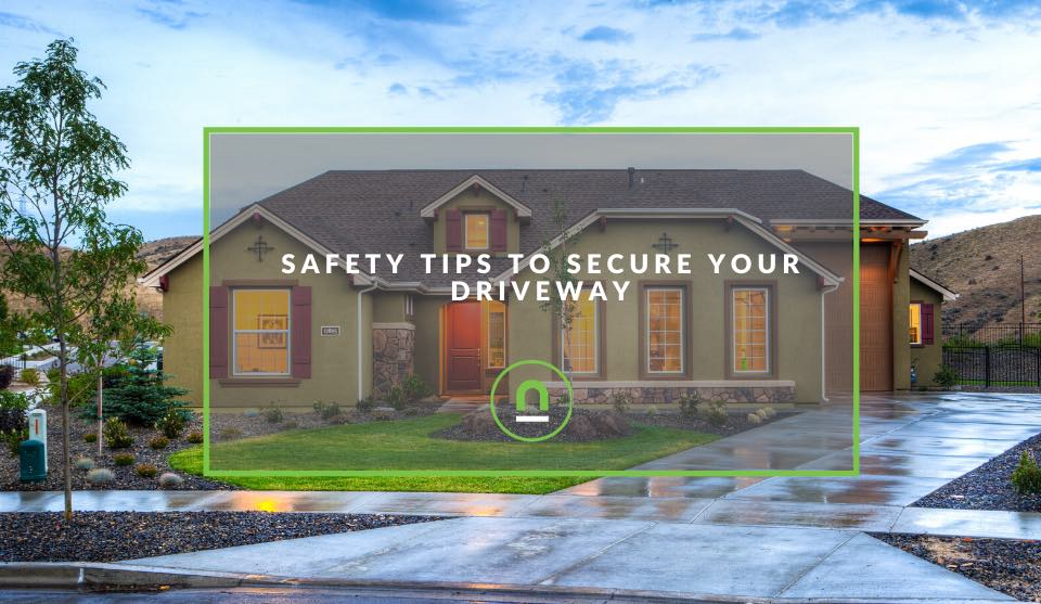 Driveway safety tips