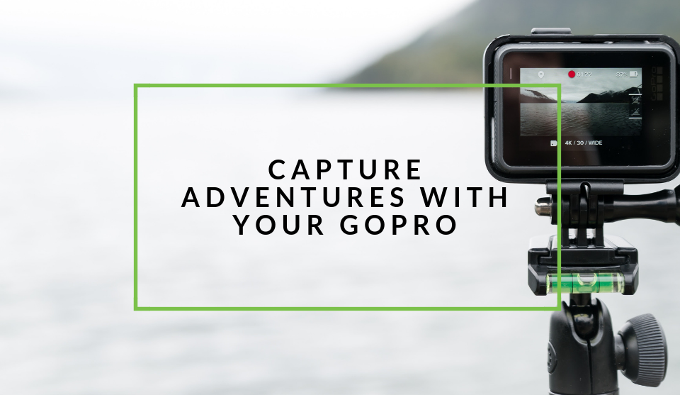 Capture sport and outdoor footage with your GoPro