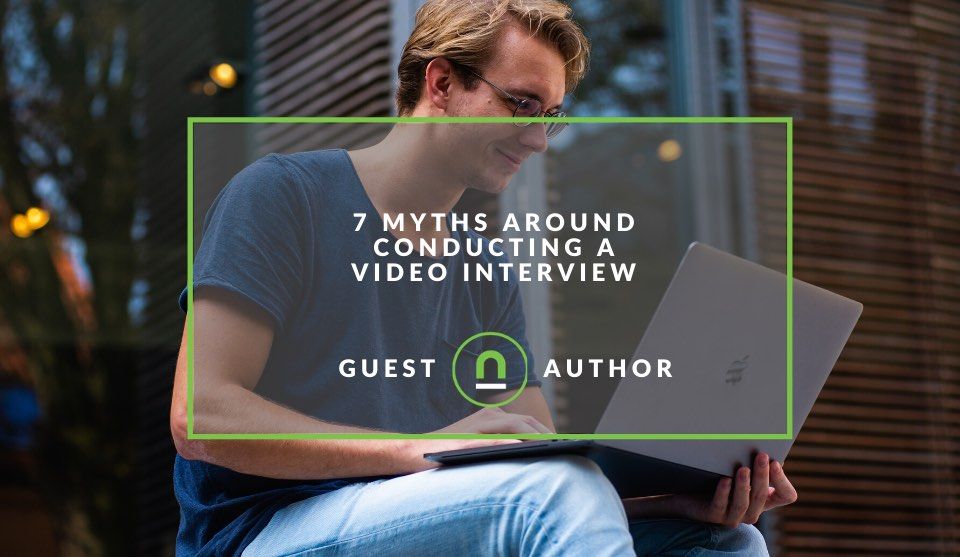 Myths about video interviews