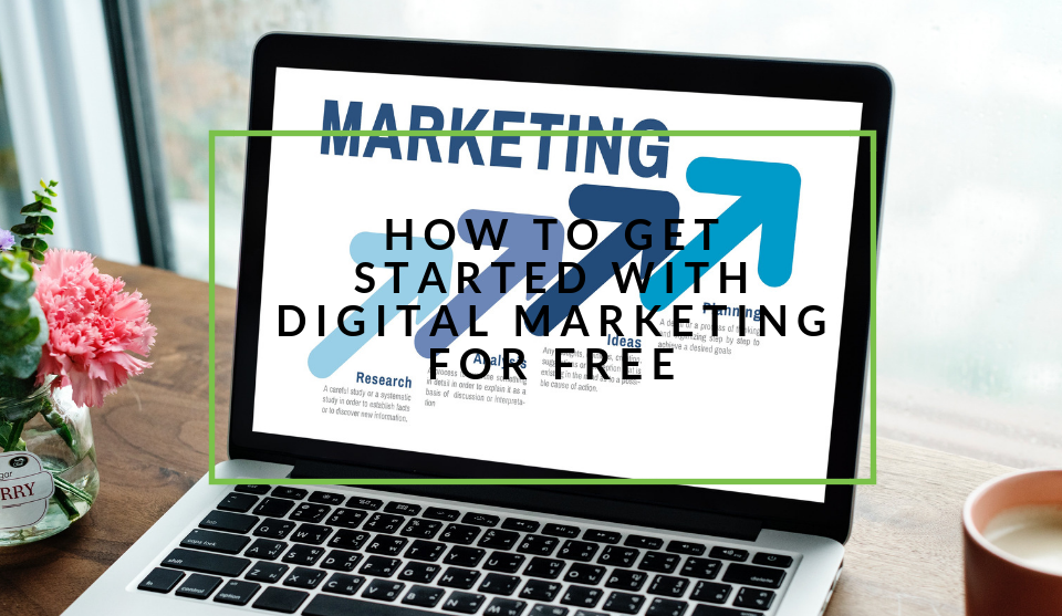 Start marketing online for free