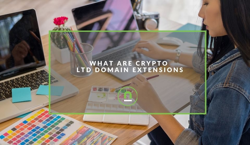 How crypto domains work