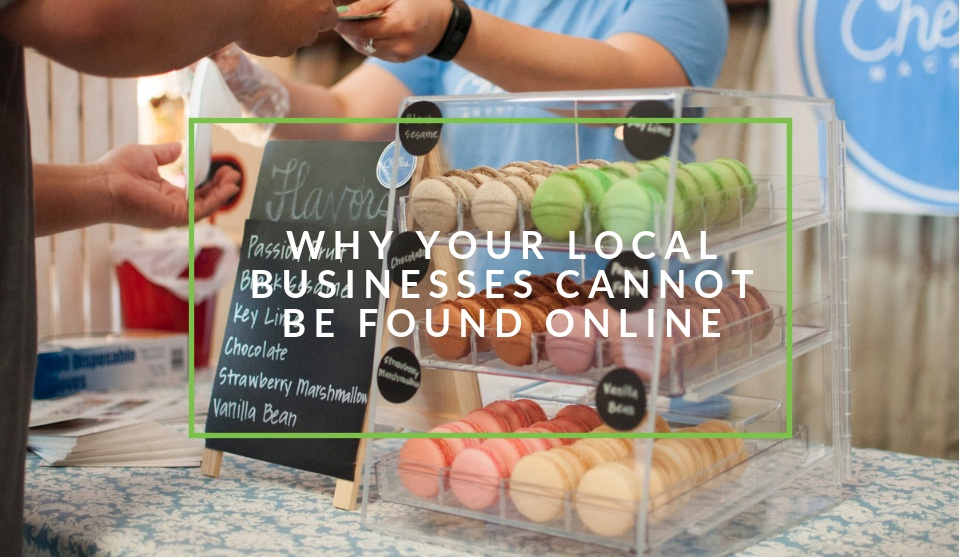Why your local business cannot be found online