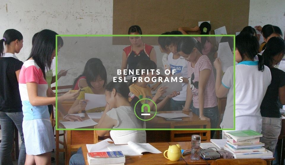 Benefits of ESL programs