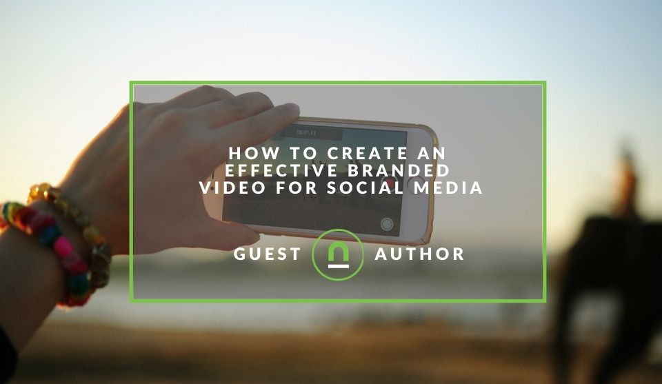 Create effective brand video