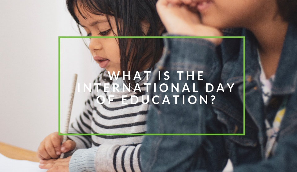 What is the international day of education