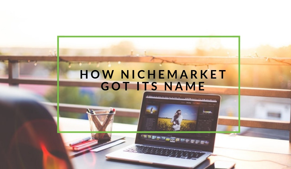 how we found the name nichemarket