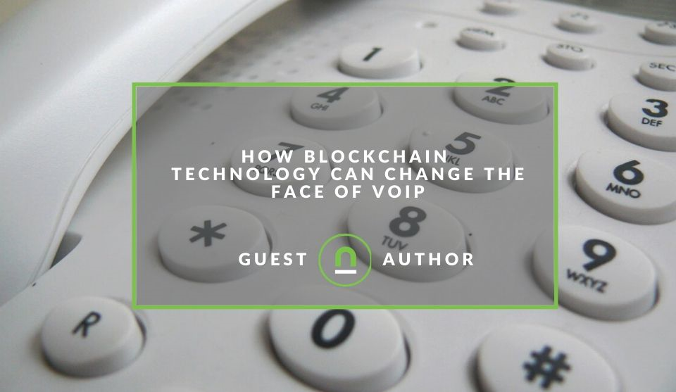 Blockchain changes how voip works