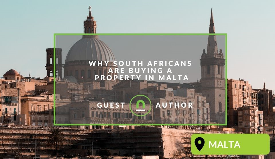 Buying property in Malta as a South African