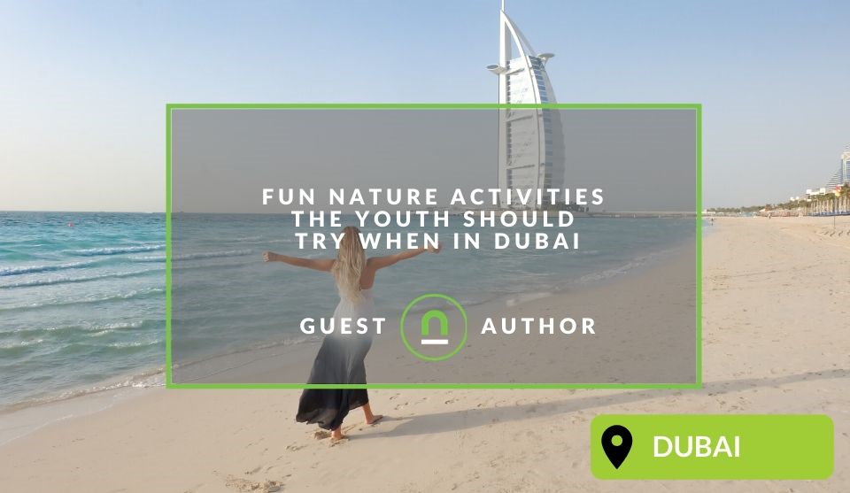 Fun Kids nature activities in Dubai