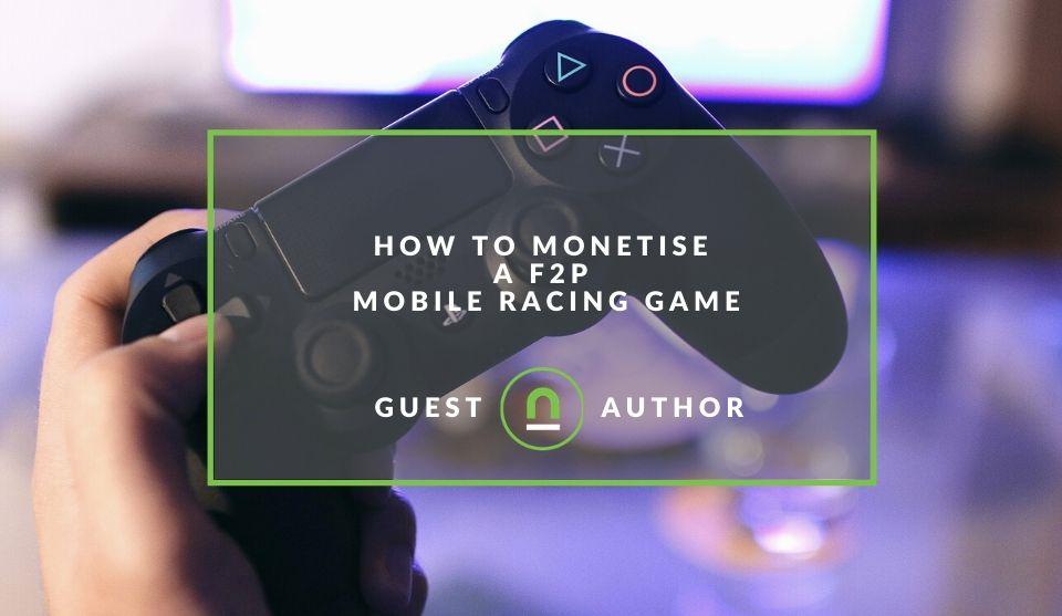 earning cash from your mobile racing game