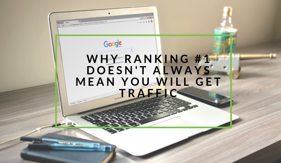 Why ranking number one doesn't matter