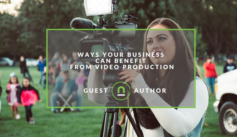 Benefits of video production for businesses