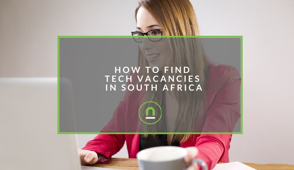 Finding tech jobs in SA