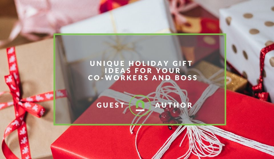 Co worker gift ideas for the holidays
