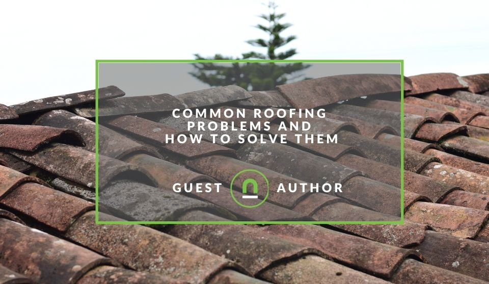 Solving issues with your roof