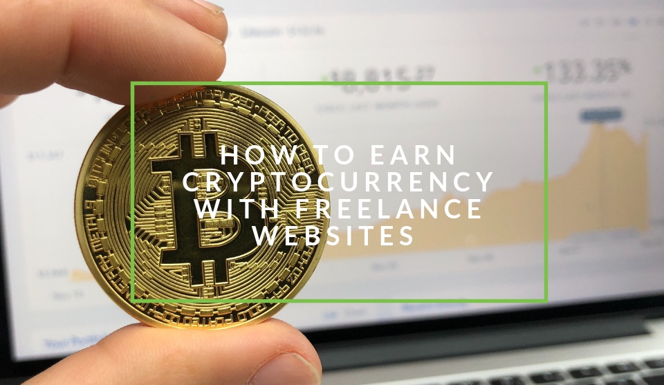 Earn crypto for freelance work