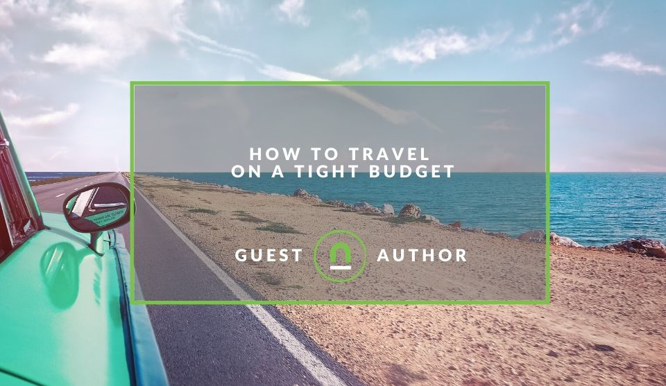 Creating a holiday on a budget