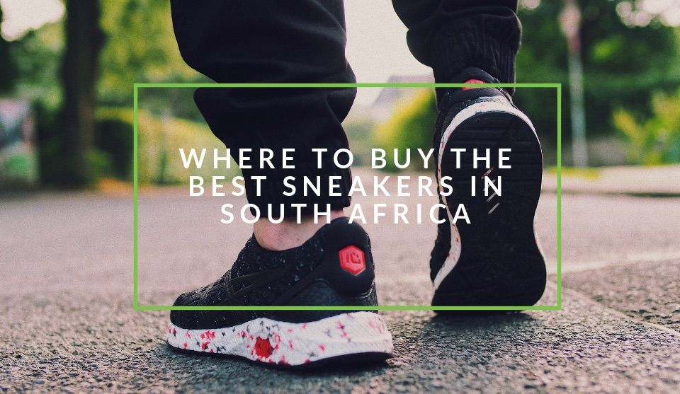 Buy Sneakers in South Africa