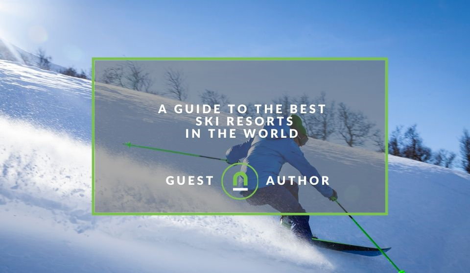 List of the best ski resorts in the world