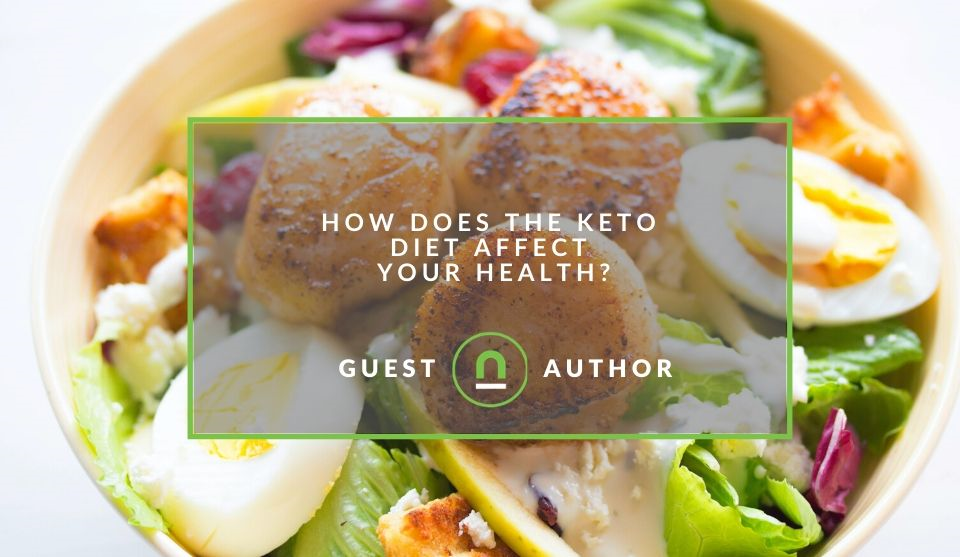 Keto diet changes the body