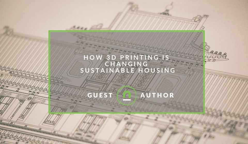 How 3D printing will change home building