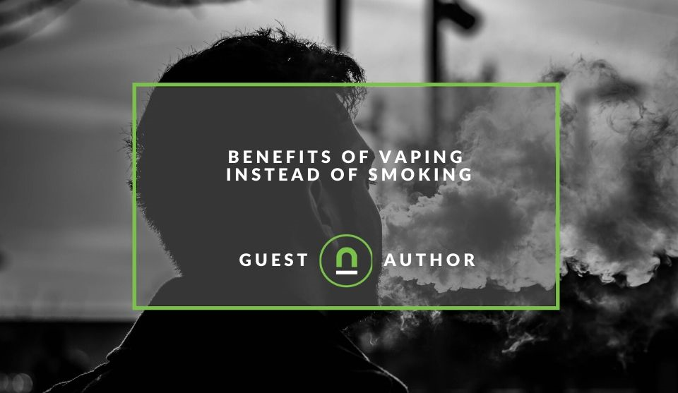 Why to switch from smoking to vaping
