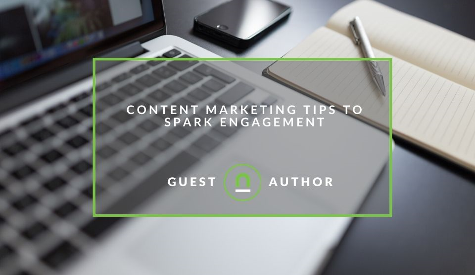 Improve engagement with these content tactics