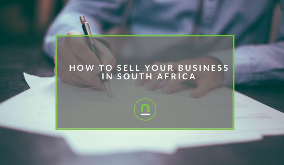 Selling your South African business