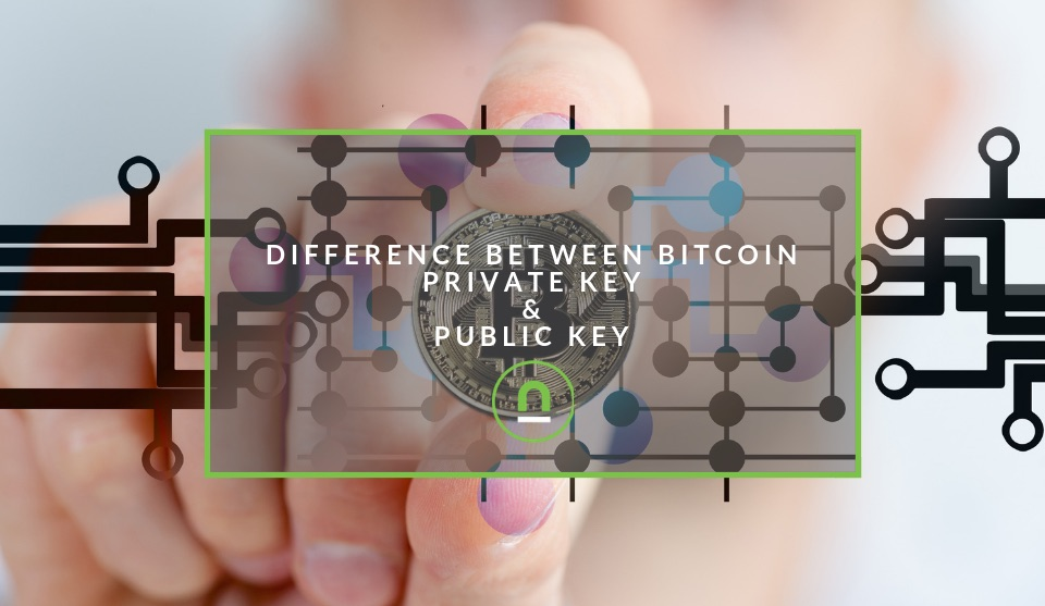 Bitcoin Private key vs Public Key differences