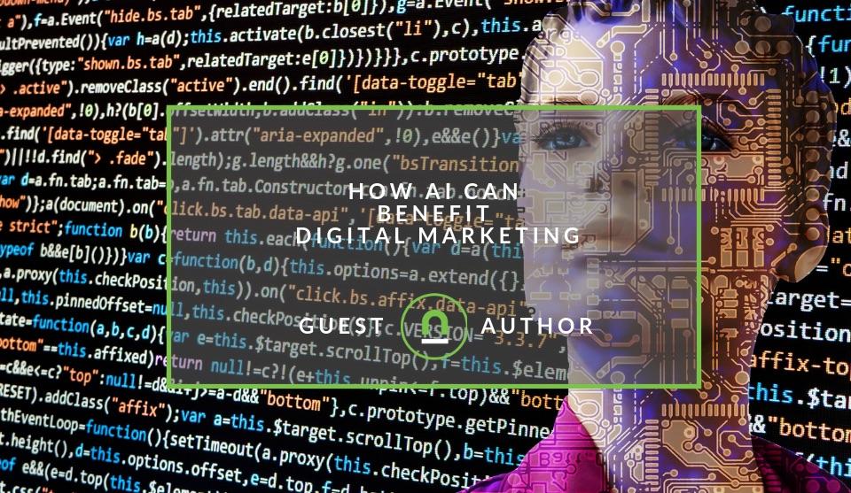 AI improving digital marketing