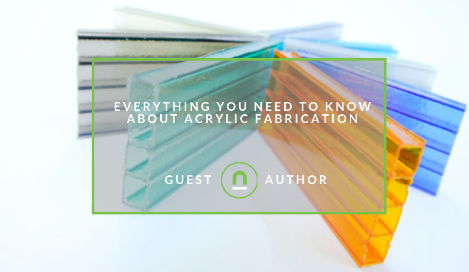 What is Acrylic Fabrication
