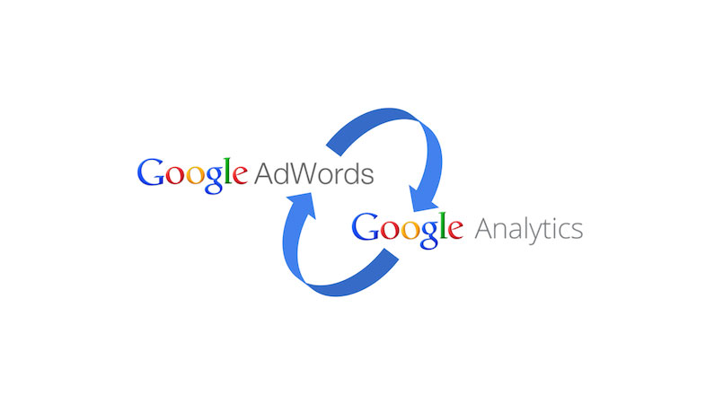 Link Google Analytics to Adwords