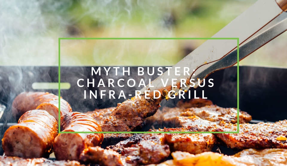 Charcoal vs Infra-red braai