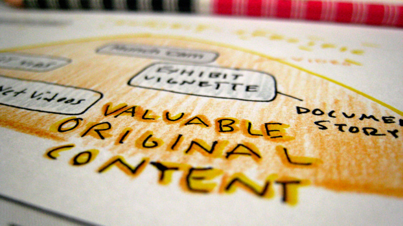 Content marketing ideas for small businesses