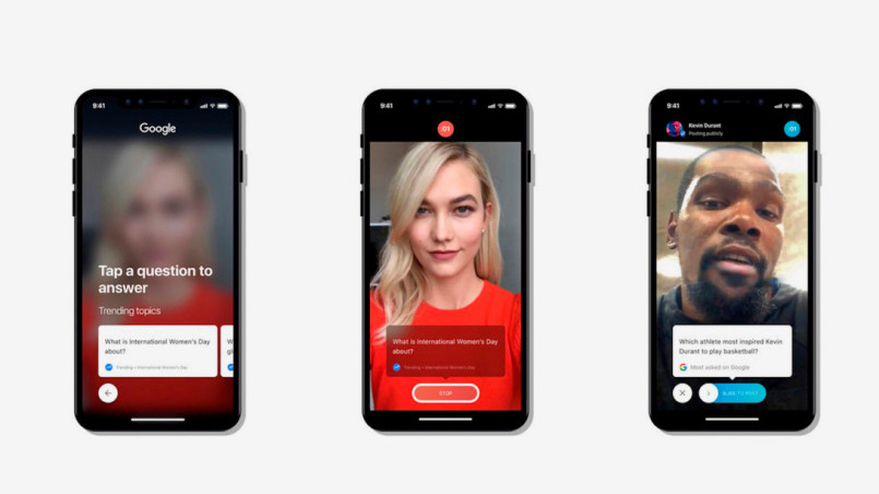 Google Launches Cameo App