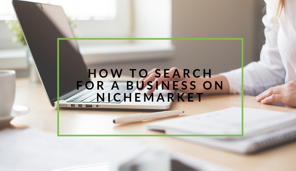 How to search for a business on nichemarket