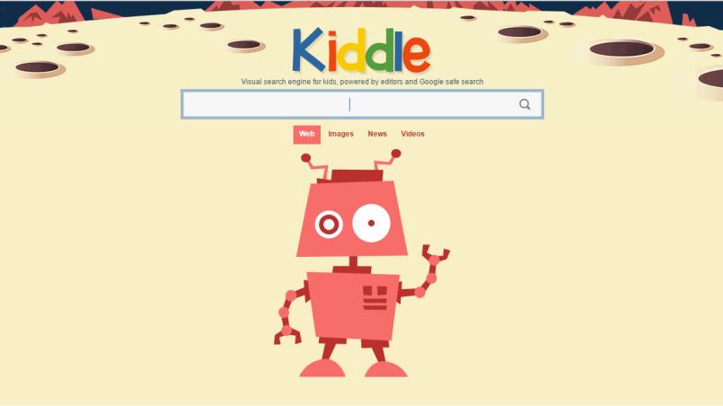 Kid Friendly Search Engine