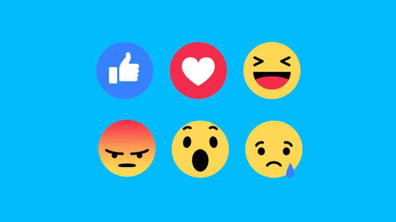 Facebook reactions improve visibility