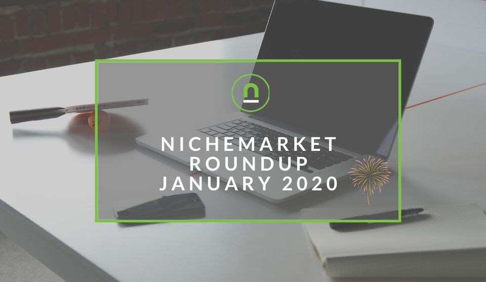 nichemarket performance round up January 2020